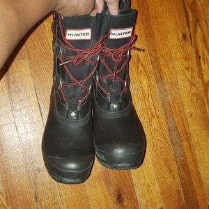 Ladies hunter boots